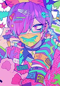 美少年×ポップアート プリ画像