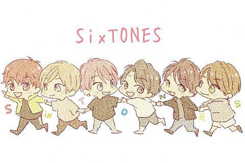 SixTONESの画像(プリ画像)