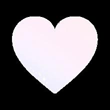 ハート グラデーションの画像(加工用に関連した画像)