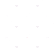 背景透過 ハート リボン パターンの画像(加工用に関連した画像)