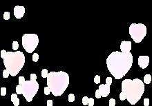 ハート 背景透過の画像(加工用に関連した画像)