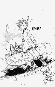 約束のネバーランドの画像(エマに関連した画像)