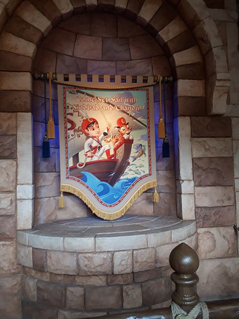 ディズニーで撮った写真ですの画像(プリ画像)