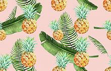 パイナップルの画像(ハワイアンに関連した画像)