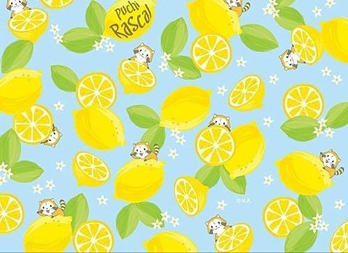 ラスカルとレモンの壁紙