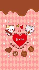 バレンタイン&スイーツ(❀˙˘˙)❤️(˙˘˙❀)の画像(スイーツ イラストに関連した画像)