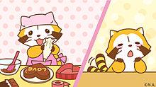 Happy valentine day(◍•ᴗ•◍)💗⭐*。の画像(ラスカルに関連した画像)