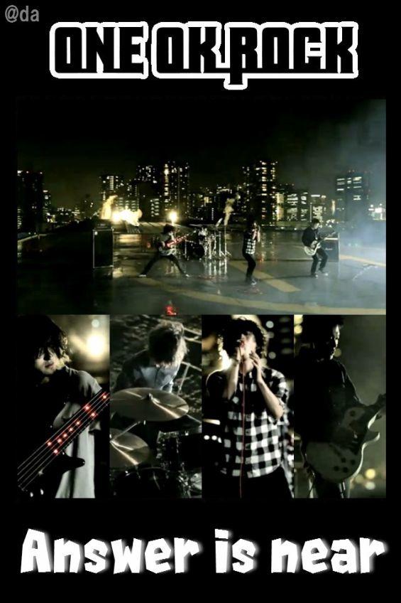 アンサイズニア ONE OK ROCK[121...