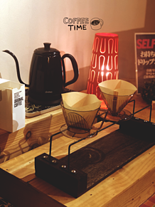 素敵なコーヒータイム プリ画像