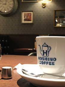 夜のコーヒータイム プリ画像