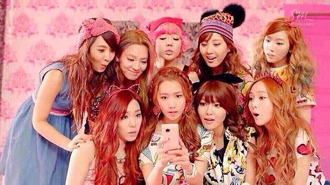 소녀시대の画像(プリ画像)