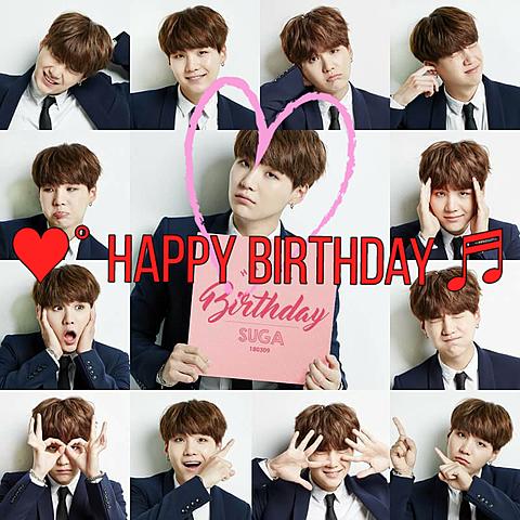 .*・♥゚Happy Birthday ♬ °・♥*.の画像 プリ画像