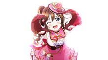 [スイート♡ショコラ]桜坂しずく 透過の画像(桜に関連した画像)