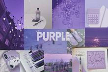 紫の画像(韓国 おしゃれに関連した画像)