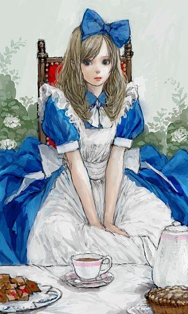 不思議の国のアリスの画像 p1_31