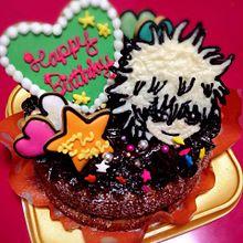 お誕生日ケーキ*の画像(プリ画像)