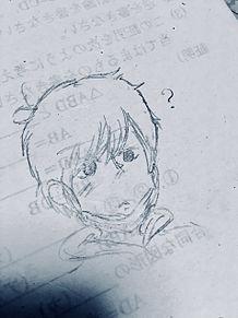 落書き。一松…風邪予防の画像(予防に関連した画像)