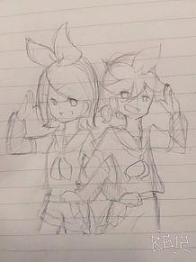 リンちゃん&レンくんの画像(プリ画像)