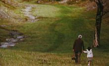 長い散歩の画像(緒形拳に関連した画像)