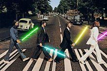 The Beatlesの画像(ライトセーバーに関連した画像)