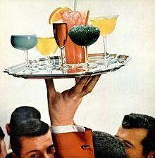 vintage cocktail partyの画像(プリ画像)