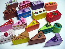 Origami cakeの画像(ORIGAMIに関連した画像)