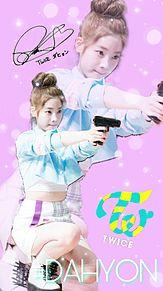 TWICEの画像(twiceダヒョン 壁紙 韓国に関連した画像)