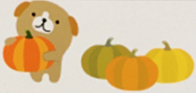 ハロウィンわんこの画像(秋の味覚に関連した画像)