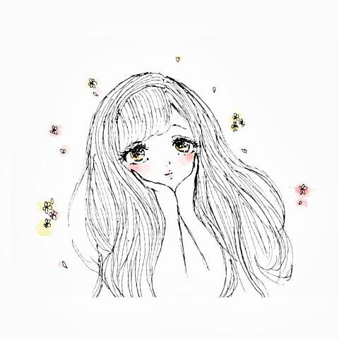 夢見る少女の画像(プリ画像)