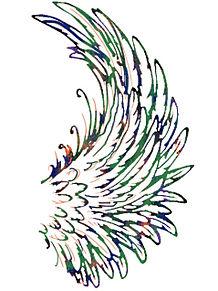 イラスト 羽 翼の画像55点完全無料画像検索のプリ画像bygmo