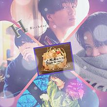 菊池風磨生誕祭。 プリ画像