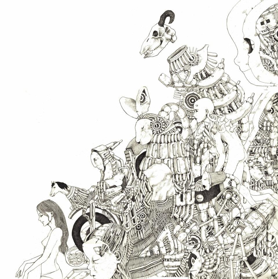 米津玄師のイラスト。の画像 プリ画像