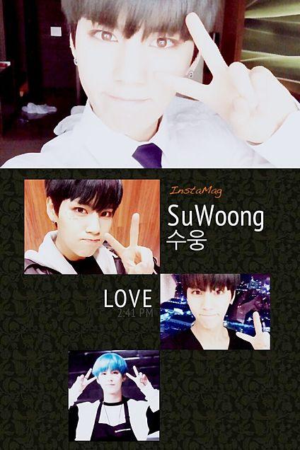 SuWoongの画像(プリ画像)