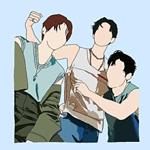 線画の画像(#MINGYUに関連した画像)