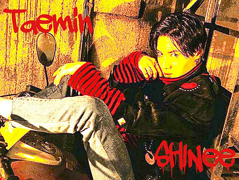 SHINee Taemin テミンの画像(プリ画像)