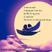 Aladdin&Jasmineの画像(プリ画像)