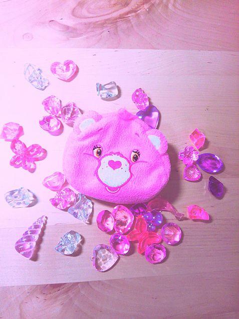my favorite care bears poachの画像(プリ画像)