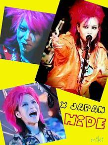 X JAPAN hideの画像(XJAPANに関連した画像)