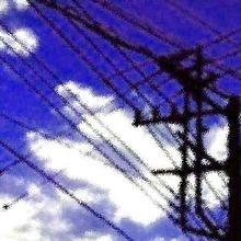 フリーアイコンの画像(電線に関連した画像)