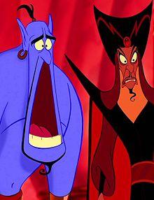 Genie & Jafarの画像(Jafarに関連した画像)
