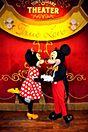 Mickey & Minnie プリ画像