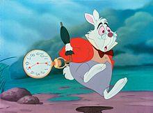 White Rabbitの画像(プリ画像)