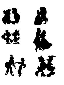 ディズニー ベル 影の画像11点完全無料画像検索のプリ画像bygmo