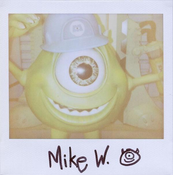 写真の中のマイク壁紙