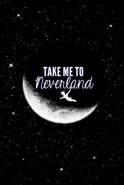 Take me to Neverlandの画像 プリ画像