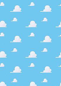 トイストーリー 雲 高画質の画像...
