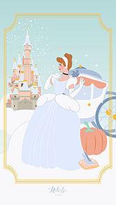cinderellaの画像(ディズニー プリンセス 壁紙 高画質に関連した画像)