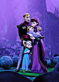 Frozen プリ画像