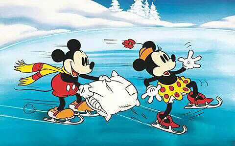 Mickey & Minnieの画像(プリ画像)