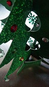 ペーパークラフト×クリスマス プリ画像